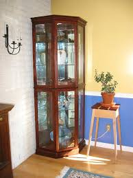 storage cabinets ideas corner curio cabinet curved glass a modern full size of storage cabinets curio