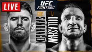 ? UFC VEGAS 32 Live Stream - SANDHAGEN ...