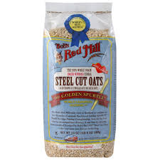 bob s red mill steel cut oats natural cereal 1 5 lbs 680 g