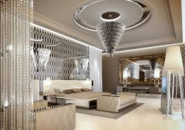 Luxury Bedroom 15 Luxury Bedrooms With Magnificent Chandeliers