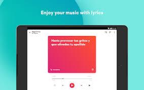 Musixmatch Music For - Google Play Bei Your Apps Lyrics –
