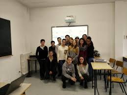 L'istituto Montalcini di Acqui Terme visita i laboratori del Gaslini.