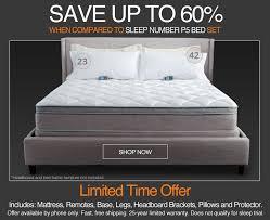 Bedding Cute Sleepnumber Bed CSE 450x337 300dpi Sleepnumber