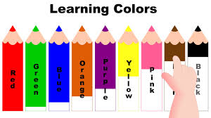 Learning Colors With Color Pencils Kids Learning Videos From