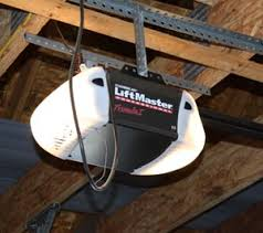 liftmaster garage door opener opens but
