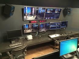 Tv studio furniture Recording Pc Cbc Flooring Television Studios Television Studio Tv Studio Tv Studios
