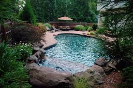 Image Pool Renovation Houzz Fairfax Saltwater Pool Eclectic Pool Dc Metro By