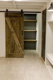 barn door for the pantry