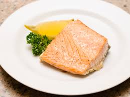 cooked salmon fillet. Interesting Salmon And Cooked Salmon Fillet