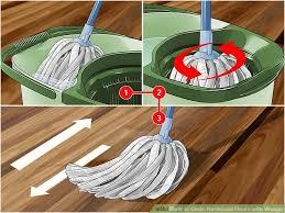 image titled clean hardwood floors with vinegar step 3