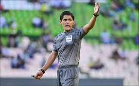 referee in Mexico vs Trinidad and Tobago