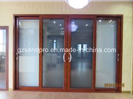 china main entrance 2 0mm aluminum profile sliding door china aluminum sliding door aluminum door