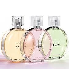 chanel chance eau tendre. chanel chance, chance eau fraiche and tendre limited edition sprays, $99 each