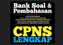 Kita tahu bahwa tak lama lagi akan di adakan tes cpns (calon pegawai negeri sipil) oleh pemerintah. Download Bank Soal Cpns 2019 2020 Gratis Kisi Kisi Soal Cpns Update