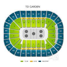 Garden Seating Chart Td Garden Section 301 Concert Seating Garden Center Las Vegas