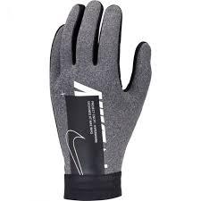 Nike Youth Hyperwarm Field Player Soccer Gloves Size Chart Nike Academy Hyperwarm Field Player Gloves Grey Black