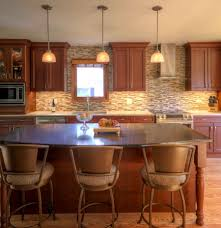 New Trends In Kitchens Kitchen Backsplash Trends Reflect A New Preference For Earth Tones