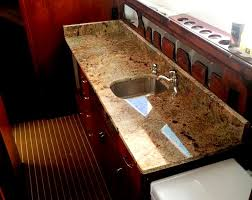 charter boat granite counter top