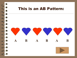 Abc Pattern Simple Abc Patterns The Best Worksheets Image Collection Download And