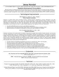 Business Consultant Resume Example Sample Business Consultant