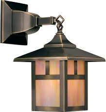 craftsman exterior lighting fixtures f6819 outside light fixtures mission style light fixtures flush mount lighting craftsman