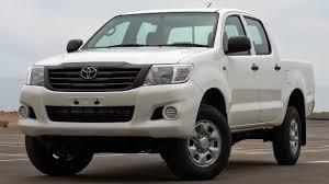 <b>Toyota Hilux</b> Double Cabin - 2.5L Turbo Diesel - 5 seater - <b>RHD</b> ...