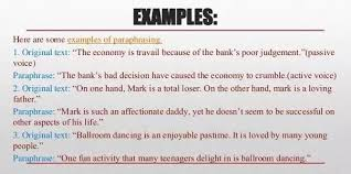 what is the difference between a summary abstract precis  paraphrase means a restatement of a text or passage giving the meaning in another form as for clearness you can learn more about it here paraphrase and