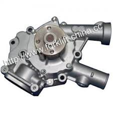 Forklift Parts 2Z Water Pump for TOYOTA for sale – TOYOTA Forklift ...