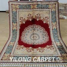 antique carpets medallion red silk oriental rug persian rugs silk rug by persian