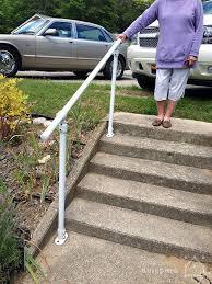 external handrails for steps uk. simple \u0026 sturdy exterior stair railing #keeklamp #handrail external handrails for steps uk o
