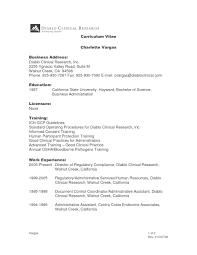 Clinical Research Associate Job Description Resume Clinical Research Associate Resume Objective Resume For Study 46