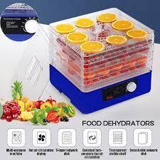 Máy sấy trái cây nontaus thực phẩm hộ gia đình máy sấy máy sấy không khí  khử nước thực phẩm rau củ trái cây thịt nhỏ xách tay - Sắp xếp theo