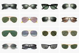 List Of Italian Eyewear Designers The Complete Buying Guide To Ray Ban Sunglasses Gear Patrol
