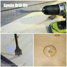 spade drill bit uses. great guide for the basics of using a drill and seeing what all it can do. spade bit* bit uses l
