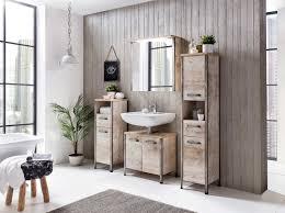 Badmöbel Badezimmermöbel Set 4 Tlg Kaufen Bei Lifestyle4living