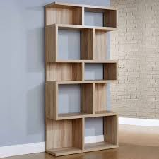modern furniture shelves. Large Size Of Shelves:pembroke Display Unit Bookcase Shelves Wood Oak Veneer Modern By Shelving Furniture