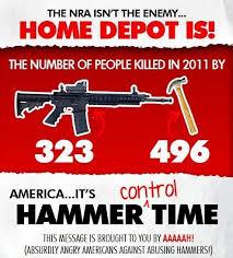 anti gun control poster. Interesting Gun Anti Gun Control Argument On Poster N