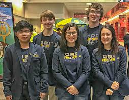Robotics team wins state chairman's award | Oxford Leader