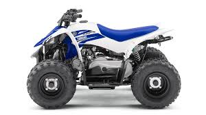 yamaha quad bike. 2017-yamaha-yfz50-eu-racing-blue-studio-006 yamaha quad bike