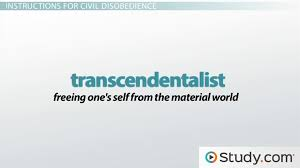 henry david thoreau s civil disobedience summary and analysis  henry david thoreau s civil disobedience summary and analysis video lesson transcript com