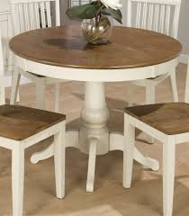 table outstanding antique white round dining 19 brilliant ideas of vintage reclaimed wood unique pedestal round
