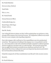 Management Resignation Letter 9 Professional Resignation Letter Pdf Doc