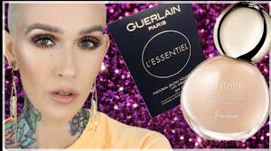 new guerlain natural glow foundation 11 wear test review