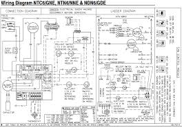 hvac furnace turns off power to the thermostat home ntc6 schematic