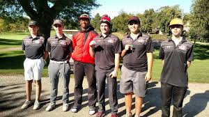 """Rockford Auburn Athletics on Twitter: """" ♂️ ♂️ ♂️Hey @auburn_knights we  have a Regional Champion! Congrats to Adam Kuhar on winning the 2019  @IHSA_IL 3A Golf Regional! @ZekeStockton finishes 5th. These 2 led the team  to a place finish ..."""