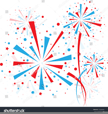red white and blue fireworks clipart. Download This Image As On Red White And Blue Fireworks Clipart