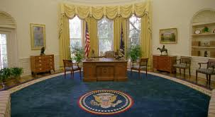 inside the oval office. Cleaning Up And Launching Ahead Inside The Oval Office