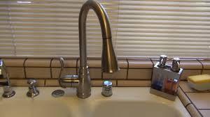 Review Of Kitchen Faucets Moen Anabelle Kitchen Faucet Reviews Cliff Kitchen