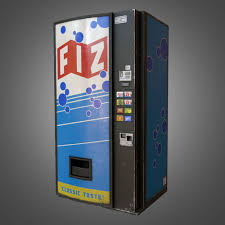 Soda Vending Machines Adorable 48D Asset Soda Vending Machine PBR Game Ready CGTrader