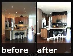 Brown painted kitchen cabinets Nagpurentrepreneurs Brown Painted Kitchen Cabinets Dark Cabinet Paint Painting Glamorous Before And Cupboards Brown Painted Kitchen Cabinets Marquezrobledoco Brown Painted Kitchen Cabinets Dark Paint Colors For Painting White